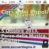 """Tv Caam Resoconto della 2^ Edizione """"Corsa Dei Popoli Tuttidentro"""" 2013"""