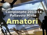 Risultati e Classifiche Campionato Pallavolo Mista Amatori del Comunicato Ufficiale 33 del 19 maggio 2014