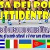 """Resoconto della 1^ edizione della Corsa dei Popoli """"Tutti dentro"""", Cagliari"""