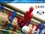 Comunicazione del Campionato di Biliardino del 12 marzo 2014