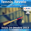 Prima Giornata del Campionato di Ping Pong di Cagliari ASC