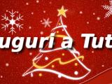 Auguri per un Ottimo Natale ed un Migliore Anno Nuovo!