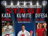 Campionato Nazionale di Karate dal 16 al 18 maggio 2014, Rimini