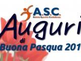 Auguri di Buona Pasqua 2014 dall' ASC