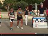 Video Resoconto della Corsa dei Popoli 2014, 21 settembre Cagliari