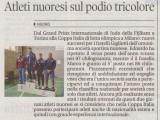 ASC Nuoro Judo, ci inviano due interessanti articoli: Nuoresi Sul Podio Tricolore