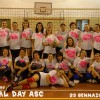 Tornei ONE DAY ASC: Resoconto 2^ Edizione Girl Day, Torneo di volley femminile amatoriale.