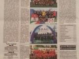 """Articolo de """"Il Baratto"""" dedicato alle Finali Regionali di Calcio ASC"""
