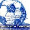 Comunicato Ufficiale nr. 57 Calcio a 11 Cagliari 2015-16