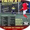 Aprono le iscrizioni al Nuovo Campionato di Calcio a 11 2016-17