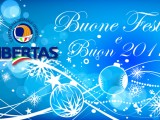 Auguri di Buone feste e Buon 2017 dalla Libertas Sardegna