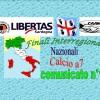 Comunicato Ufficiale nr. 1 Finali InterRegionali calcio a7 anno 2017