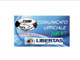 Comunicato Ufficiale nr. 87 Calcio a 11 Cagliari 2016-17