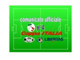Comunicato Ufficiale nr. 4 Coppa Italia Calcio a 11 Cagliari 2017-18