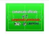 Comunicato Ufficiale nr. 7 Campionato Provinciale Calcio a 11 Cagliari 2017-18