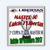 Comunicato Ufficiale nr. 1 Coppa Italia MASTER Calcio a7 Cagliari 2017-18