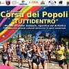 """Relazione Consuntuiva 6^ Edizione """"CORSA DEI POPOLI – TuttiDentro"""" Domenica 29 Ottobre 2017"""