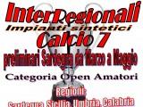 Calcio A7 Amatori InterRegionale Fase: Open di qualificazione Nazionale