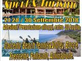"Libertas-Sardegna ""CAAM SPORT&TURISMO""  OROSEI 2018"