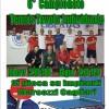 TENNISTAVOLO Singolo 2018-19 Campionato individuale 6° EDIZIONE