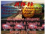5°Bowling 2018-19 Campionati Provinciali–Regionali-Nazionali Individuale & Squadre