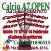 CALCIO A7 OPEN CAMPIONATO NAZIONALE FASE CAGLIARI 2018-2019