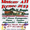 16° TORNEO SINTONY ANNO 2019 CALCIO A11 CAAM LIBERTAS