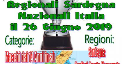 BOWLING FINALI REGIONALI SARDEGNA E NAZIONALI 26 GIUGNO 209