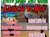 Primo trofeo ESTATE CAAM Beach Volley 4×4 misto