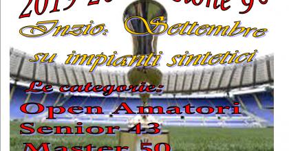 9° Coppa Italia Calcio A11 Girone Sardegna Libertas  2019-2020