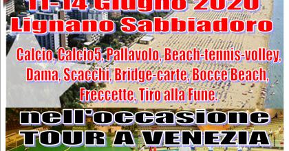 LIGNANO SABBIADORO COPPA ITALIA    MULTIDISCIPLINE/SPORT  11 / 14  GIUGNO 2020