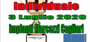 """COPPA ESTATE 2020 """"TENNISTAVOLO INDIVIDUALE"""""""