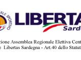 Convocazione Assemblea Regionale Elettiva Centro Regionale  Libertas Sardegna – Art.40 dello Statuto vigente