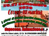 Giochi e Orari-Modalità 3^ EDIZIONE Orosei Sport&Turismo 2020