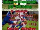 Infrasettimanale Calcio A11 – 20° Edizione 2020-2021