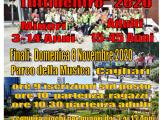 """""""CORSA DEI POPOLI – TuttiDentro 2020"""" 9° Edizione"""