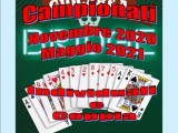 CARTE – BRIDGE: Campionati 2020-21!