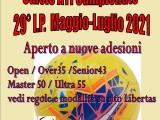 CAMPIONATI LIBERTAS CALCIO A11 – Anno 2021 Inizio maggio, termine 4 OTTOBRE 2021.