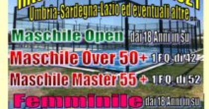 PADEL: Trofeo Interregionale Luglio 2021