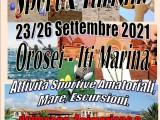 """Giochi e Orari-Modalità Orosei Sport&Turismo 2021 """"4^ EDIZIONE"""""""