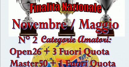CAMPIONATO Infrasettimanale Calcio A11 – 21° Edizione 2021-2022