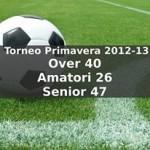 Calcio a 11 Torneo Primavera 2013
