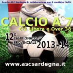 Logo quadratoCalcio a 7 2013-14