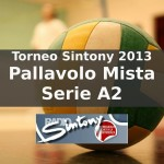 Pallavolo Mista Serie A2 Torneo Sintony 2013