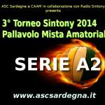 Serie A2 Torneo Sintony 2014