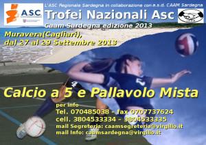 Trofeo ASC Naz 26-29 Sett 2013