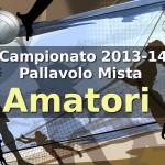 Campionati Pallavolo Mista Amatori