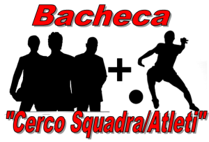 logo Bacheca cerco squadra atleti