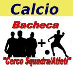 logo Bacheca cerco squadra atleti Calcio