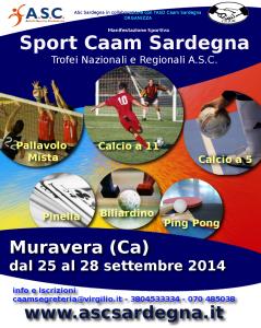 Sport Caam Sardegna 2014(B)